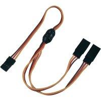 Y kabel Modelcraft, konektor JR, 30 cm, 0,14 mm²