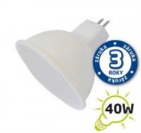 Žárovka LED SPOT MR16 5W bílá teplá