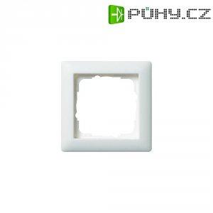GIRA 1-fack 021103, 1násobné, čistě bílá, matná