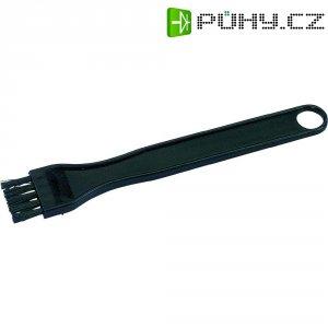 ESD kartáč BJZ C-196 1499, 25 mm x 3 mm, černý