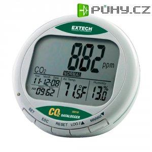 Přístroj pro monitorování kvlaity vzduchu a koncentrace CO2 Extech CO210
