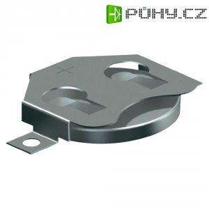 Držák na knoflíkovou baterii CR2354 Keystone, SMD
