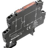 Modul optočlenu Weidmüller 8951160000, TOP 5VDC/230VAC 0,1A, vstup 5 V/DC výstup 24 - 230 V/AC/100 mA