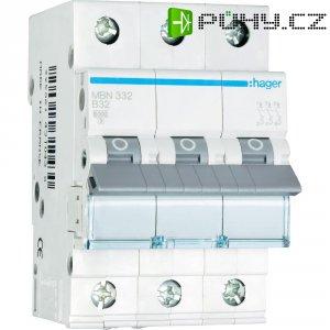 Jistič B Hager MBN332, 32 A, 3pólový, 230/400 V/AC