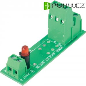 Deska relé REL-PCB5 0, bez relé, 230 V/AC