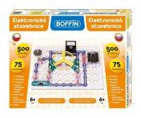 Stavebnice elektronická BOFFIN I 500