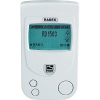 Geigerův čítač pro kontrolu radioaktivity Radex RD1503
