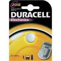 Knoflíková baterie Duracell CR2016, lithium, DUR033948