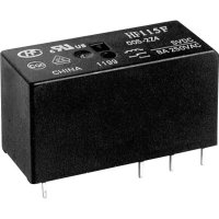 Malé Power relé G6B HF115F/024-2ZS4A(610), 8 A, 8 A , 300 V/DC/ 440 V/AC , 2000 VA