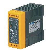 Napájecí zdroj na DIN lištu Cotek DN 40-48, 0,85 A, 48 V/DC