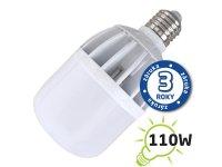 Žárovka LED A80 E27 20W bílá teplá (Al)