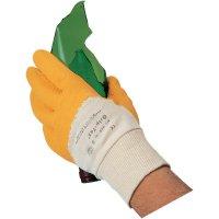 KCL 445 Rukavice Grip-Tex® Bavlna spřírodní latexovou vrstvou Velikost 8