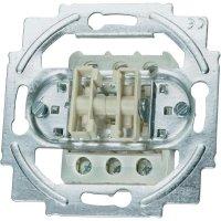 Schodišťový vypínač Busch-Jaeger, 2000/6/6 US, dvojnásobný