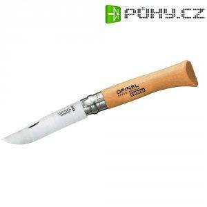 Kapesní nůž Opinel N°10 254010, dřevo, chrom