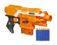 Pistole NERF ELITE s clipovým zásobníkem