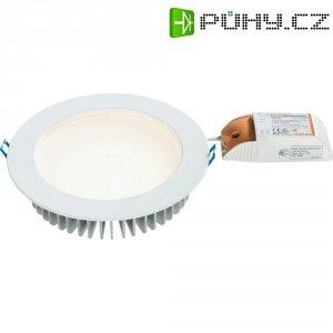 Vestavné světlo LED Downlight, 12,8 W, 90 LED
