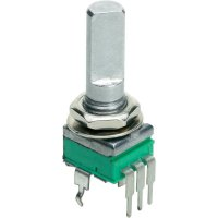 Cermetový potenciometr TT Electro, 4113101775, 1 kΩ, ± 20 %