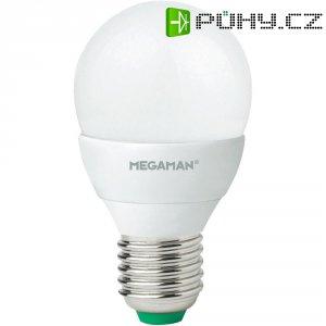 LED žárovka Megaman® E27, 5 W, teplá bílá, stmívatelná