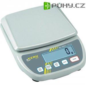 Váha na dopisy Kern max. váživost 12 kg rozlišení 0.1 g 230 V, na baterii bílá