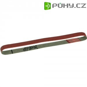 Brusný pás z ušlechtilého korundu na odolném tkaninovém podkladu Proxxon Micromot 28583