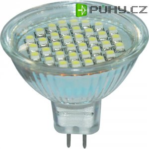 LED žárovka MR16, 8632c24b, GU5.3, 1,8 W, 12 V, 49 mm