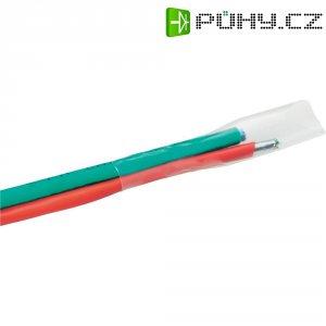 Smršťovací hadička 12,7 mm/6,4 mm - transparentní, 1,22 m