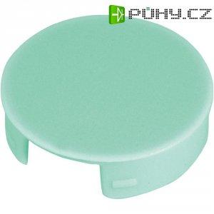 Krytka na kombinovaný knoflík (Ø 20 mm) OKW, zelená