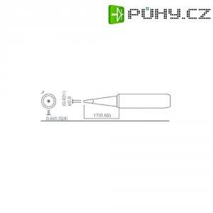 Náhradní pájecí hrot pro pájecí stanice Toolcraft řady STx0-A/STx0-D, 0,8 mm