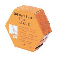 Samolepicí páska na speciální suchý zip 3M SJ 457D (DT-2113-5229-9), 5 m x 25 mm, 5 m