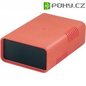 Univerzální pouzdro polystyrolové, (d x š x v) 135 x 95 x 45 mm, červená