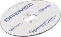 Základní sada DREMEL pro rychlou výmenu kotoucu systémSpeedClic