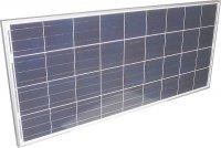 Fotovoltaický solární panel 12V/150W/8,01A polykrystalický