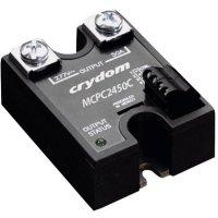 """Výstupní regulátor \""""Burst-Fire\"""" elektronické zatěžovací relé série MCBC 25 A 180 - 280 V/AC Crydom 1 ks"""
