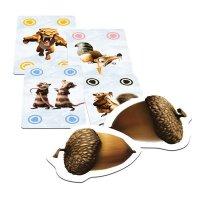 Hra stolní DINO 3-2-1 NUTS!/OŘECH!