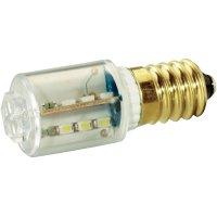LED žárovka E14 Signal Construct, MBRE140874, 24 V, zelená