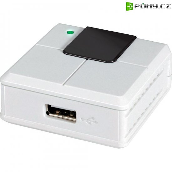 USB server Conrad s funkcí hubu 4xUSB - Kliknutím na obrázek zavřete