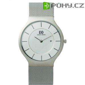 Ručičkové náramkové hodinky Danish Design, 3314246, pásek z nerezové oceli