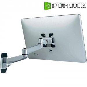 """Držák na zeď pro monitor SpeaKa Professional SP-1624900, 25,4 cm (10\"""") - 76,2 cm (30\""""), stříbrnočerná"""