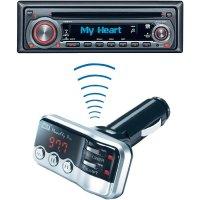 FM vysílač dnt MusicFly PRO, otočný kloub