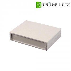 Plastové pouzdro Ritec RM Hammond Electronics, (d x š x v) 190 x 140 x 50 mm, šedá (RM2055M)