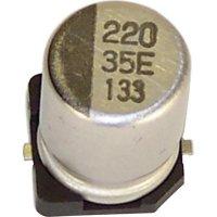SMD kondenzátor elektrolytický hliník VEV106M035S0ANB01K, 10 µF, 35 V, 20 %, 5,4 x 4 mm