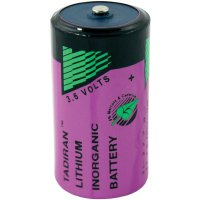 Lithiová baterie Tadiran SL-2770/S, typ C