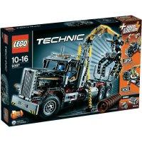 Nákladní vůz na dřevo LEGO Technic 9397
