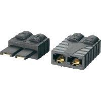Konektor TRX Modelcraft, zásuvka a zástrčka