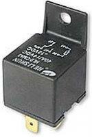 Relé auto NVF4-2 24V/40A 27x27x25mm s třmínkem