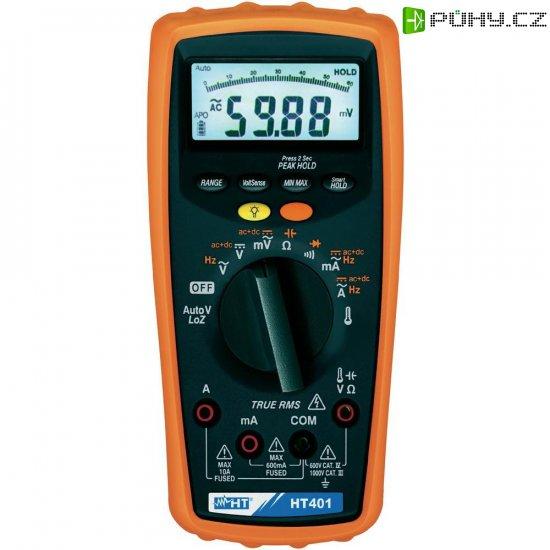 Digitální multimetr HT Instruments HT401, 1009430 - Kliknutím na obrázek zavřete