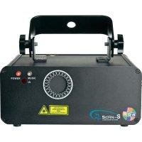 DMX laserový efekt Mc Crypt GLPS320-RGB, 100-240 V/50/60 Hz, RGB
