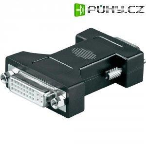 Adaptér DVI-VGA k monitoru