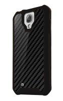 Itskins Atom Sheen Carbon Black pro Samsung i9505 Galaxy S4