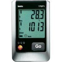 Teplotní/vlhkostní datalogger testo 176 P1, -20 až +70 °C